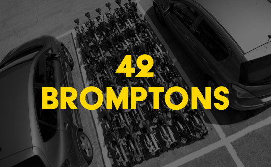 42 Bromptons